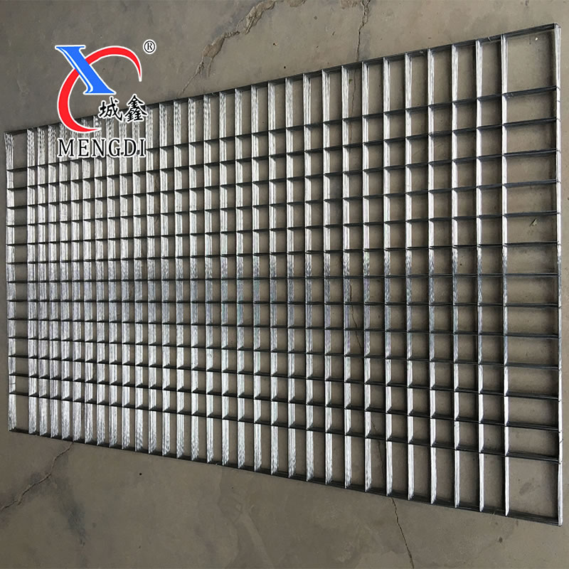 Europe Standard 1*2m Welded Wire Mesh Panel